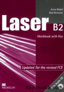 laser B2 workbook with key