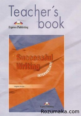 successfulwriting. teacher's book